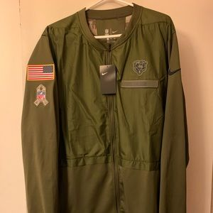 Bears Salute to Service Hybrid Full-Zip Jacket